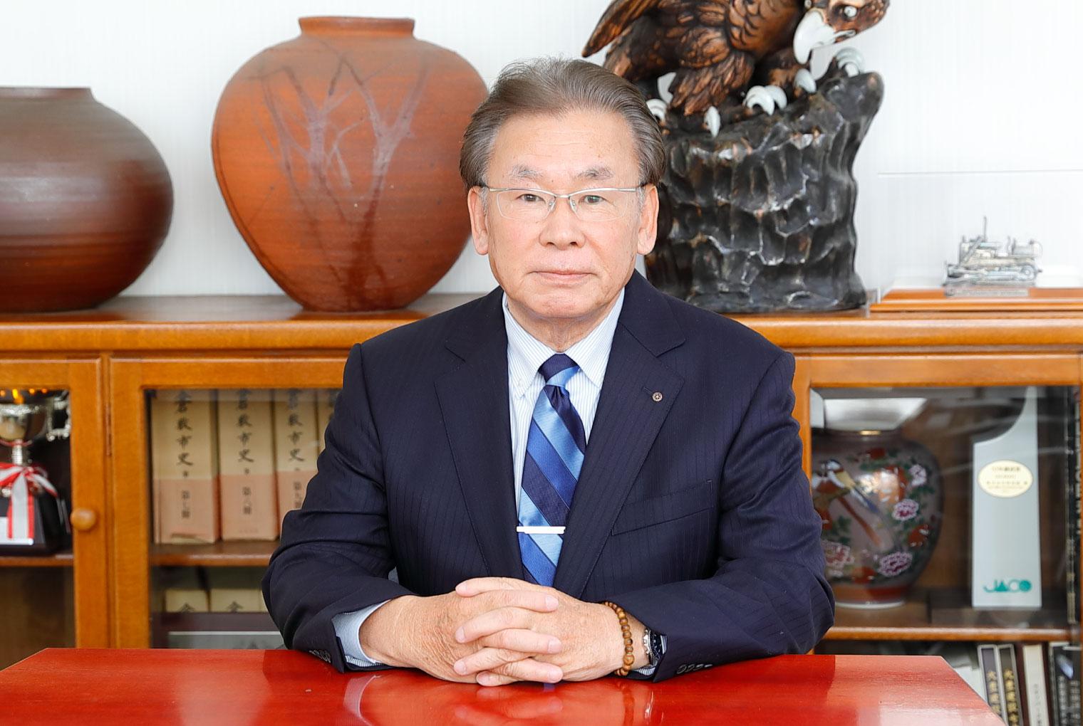 代表取締役社長 和田 一朗