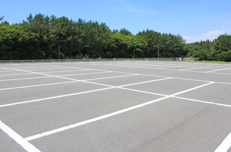駐車場・敷地内の整備